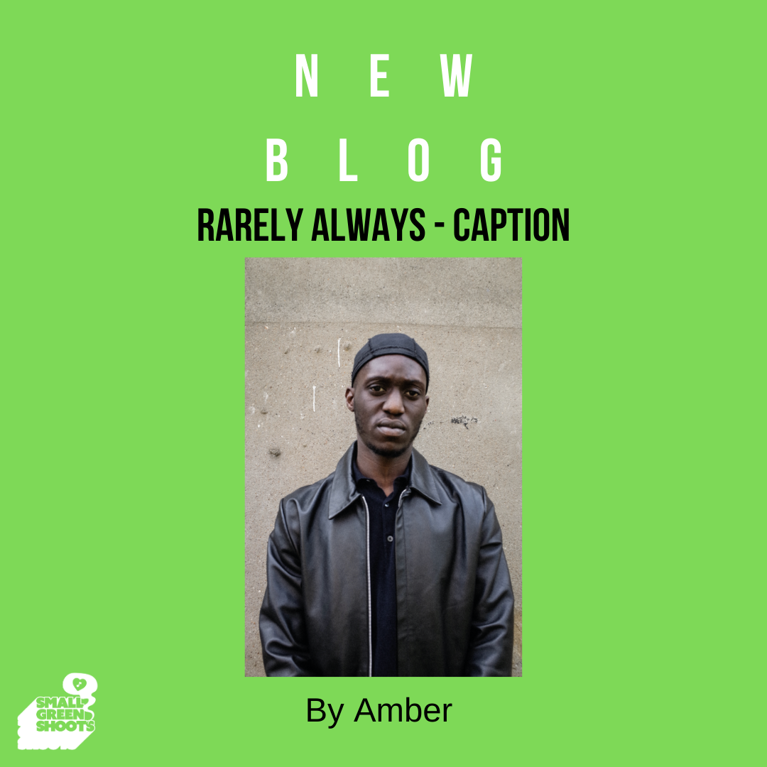 Rarely Always – Caption