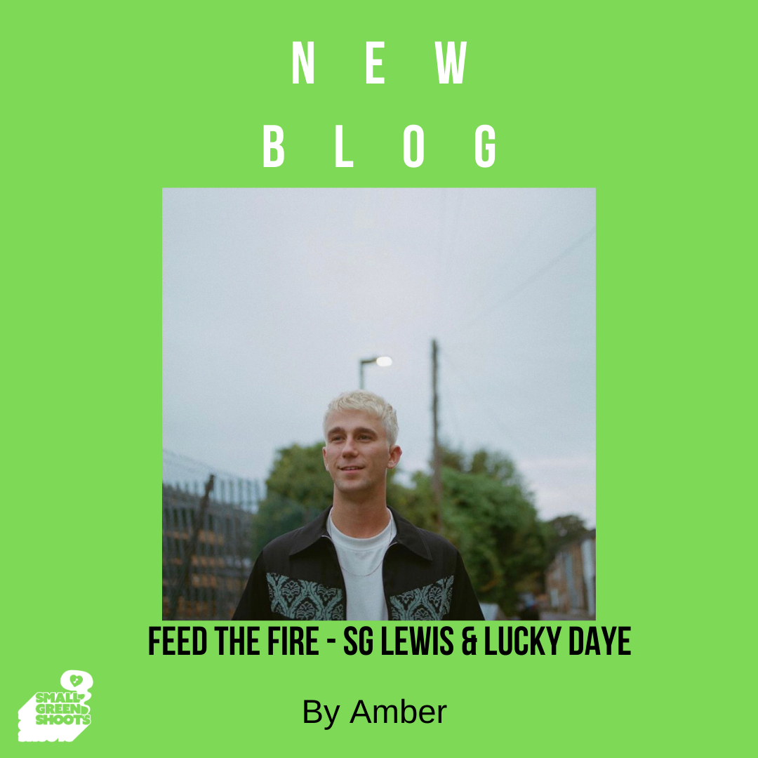 FEED THE FIRE – SG LEWIS & LUCKY DAYE