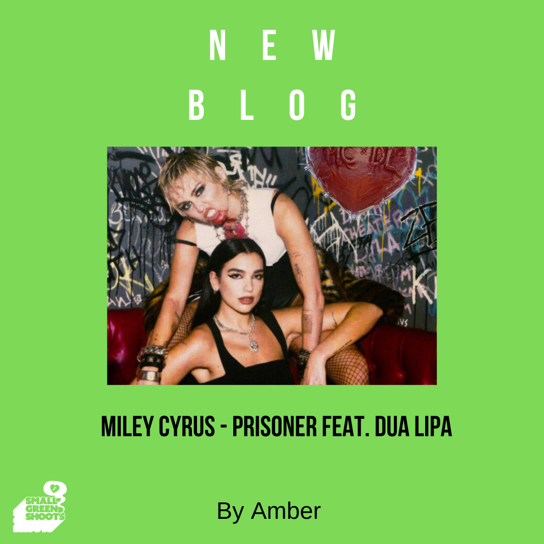 Miley Cyrus – Prisoner feat Dua Lipa